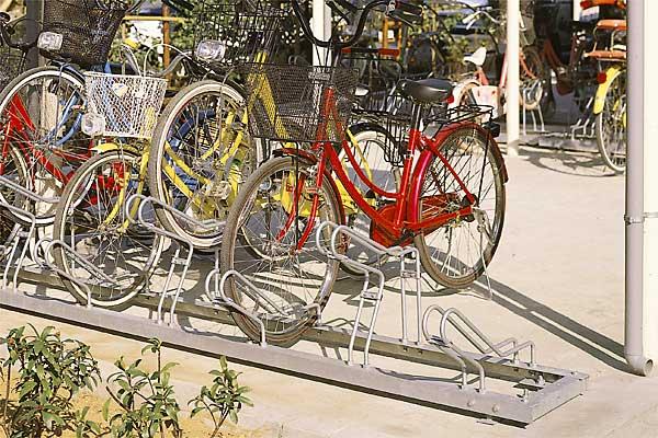平置自転車ラック NA24型